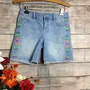 Girl old navy shorts